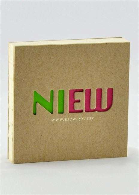 Picture of NIEW Notebook